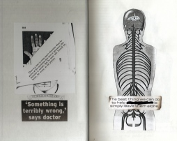 2000 - Something Is Wrong - Traditional Collage