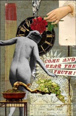 2006 - Come Hear The Truth - Digital Collage