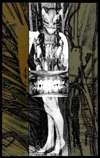 2006 - Figure Drawing - Digital Collage