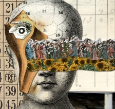 2006 - Free (Of) Thinking - Digital Collage