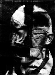 2008 - Hate - Digital Collage
